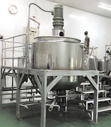 About  Nantong Tianlan Cosmetics Co., Ltd.